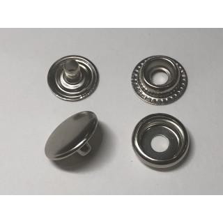 Кнопка металл 15мм