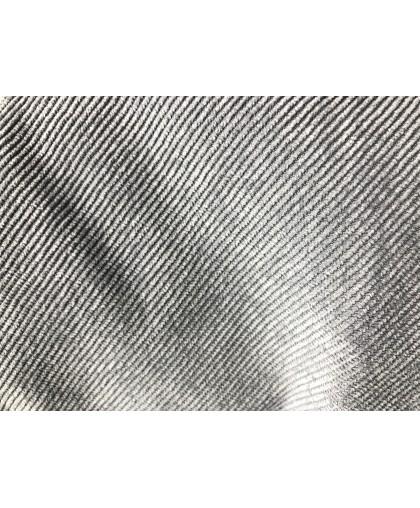 Ткань микровельвет светло серый