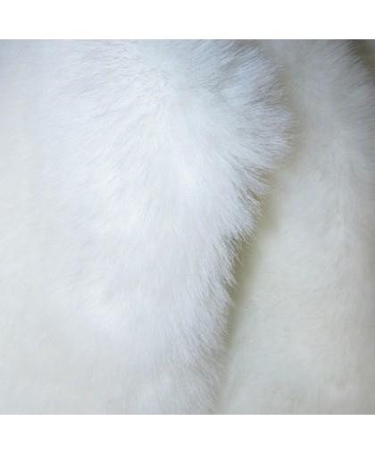 Мех искусственный Кролик белый (м.п.)