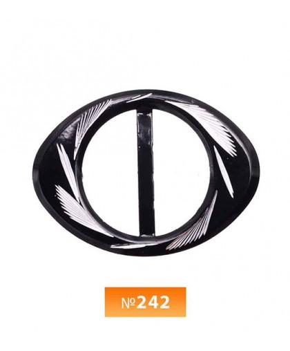 Пряжка метал №242 (100 штук)