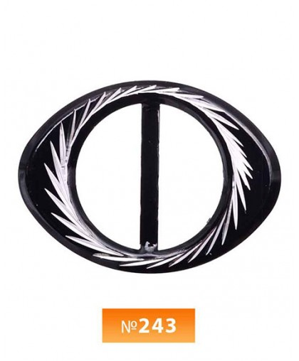 Пряжка метал №243 (100 штук)