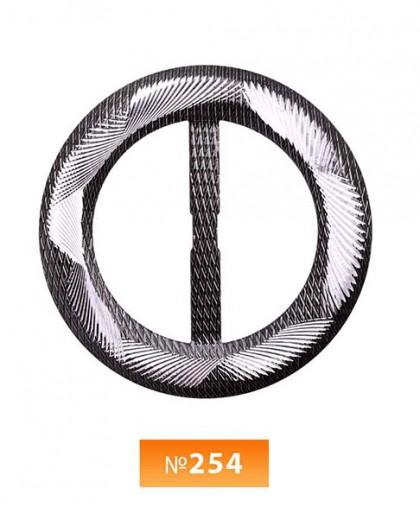 Пряжка метал №254 (100 штук)