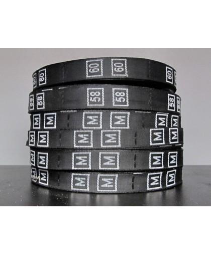 Размерная лента (тканная) (1000 штук)