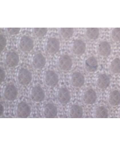 Сетка обувная на поролоне (белый) (метр )