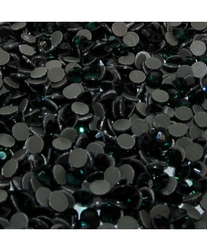 Стразы клеевые (камешки) DMC ss20 blue emerald (1440 штук)