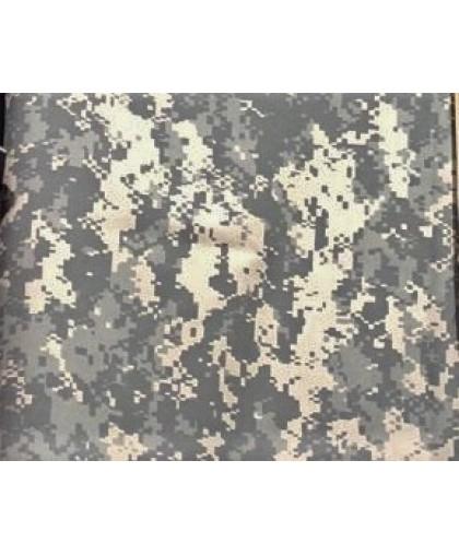 Ткань водонепроницаемая Cordura (кордура) 1000Д Цифра (метр )