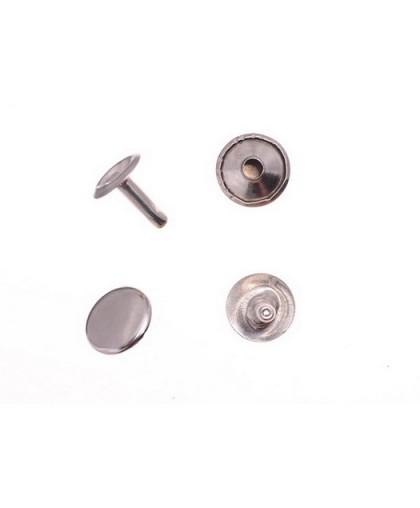 Холитен 12х12 мм никель  (1000 штук)