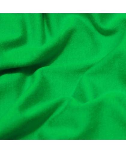 Ткань трикотаж вискоза зеленая бирюза (метр )