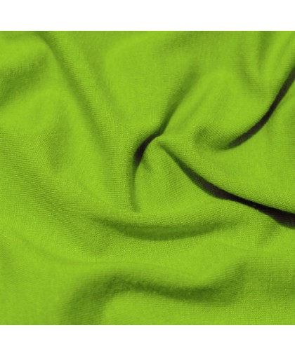 Ткань трикотаж вискоза светло салатовый (метр )