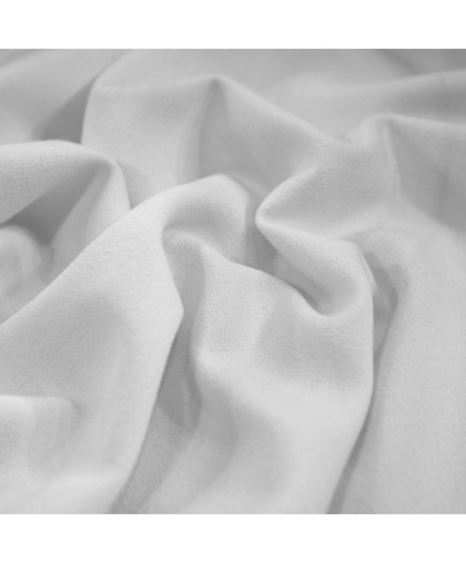 Ткань трикотаж креп-дайвинг белый (метр )