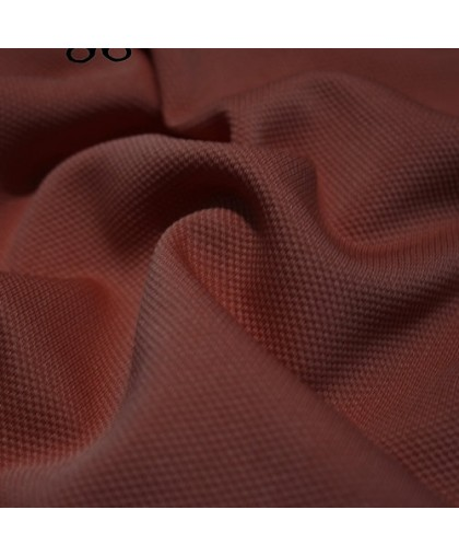 Ткань трикотаж кукуруза кирпичный (метр )