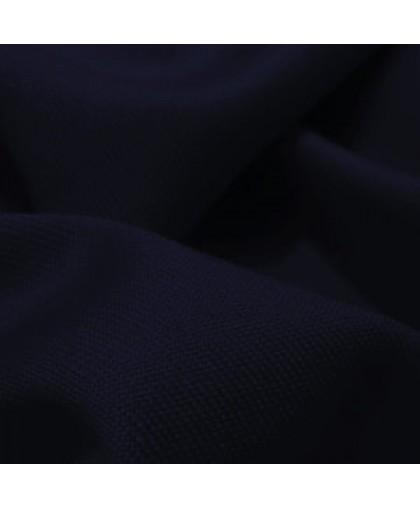 Ткань трикотаж микродайвинг темно синий (метр )