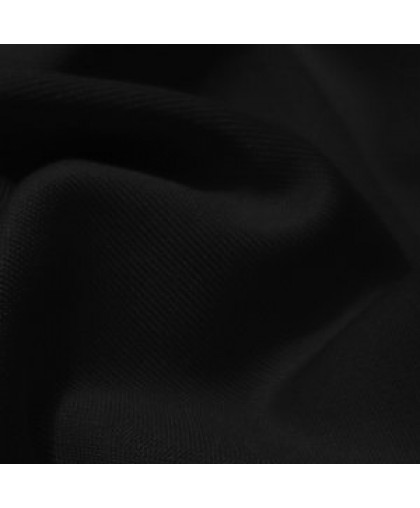 Ткань трикотаж микродайвинг черный (метр )