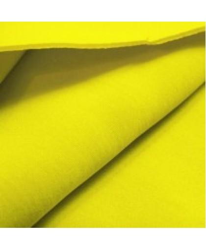 Ткань трикотаж неопрен желтый (метр )