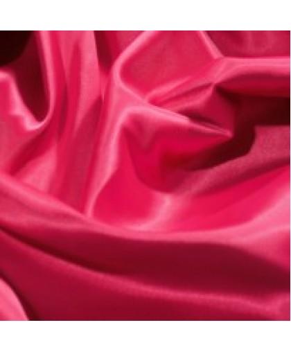 Ткань атлас королевский стрейч малиновый (метр )