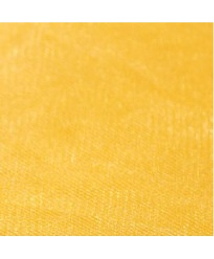 Ткань фатин средней жесткости желтый светлый (метр )