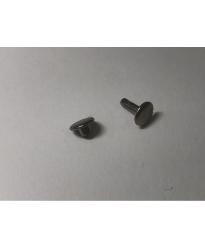 Холитен двухсторонний 9х9мм (5000 штук) оксид